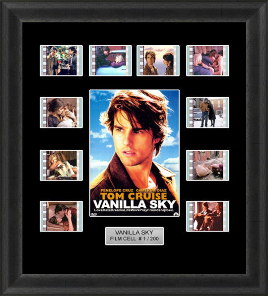 Vanilla Sky (2001) film cells