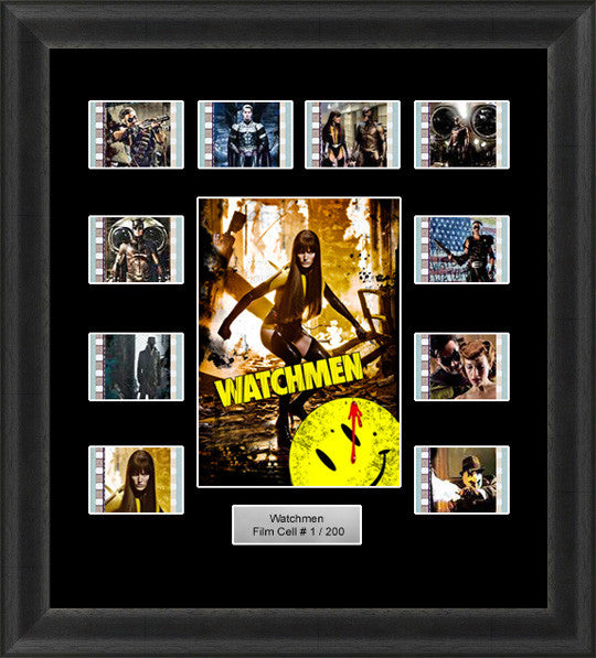 Watchmen (2009) film cells