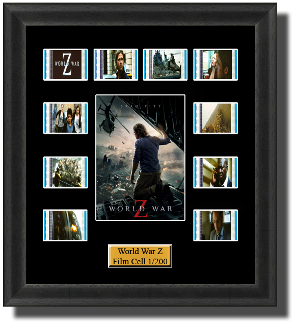 world war z film cells brad pitt