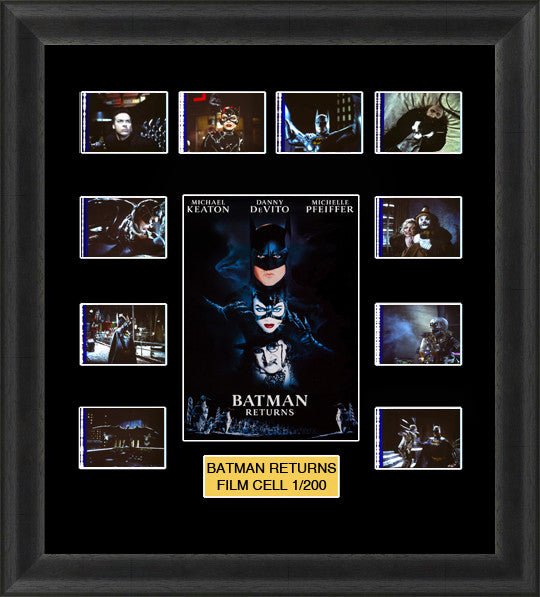 batman returns film cells
