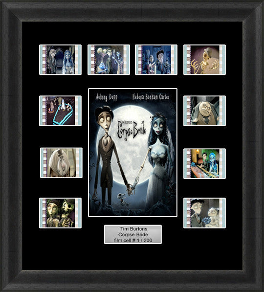the corpse bride film cells