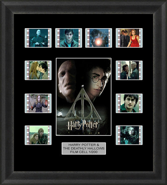 deathly hallows part 1 film cells
