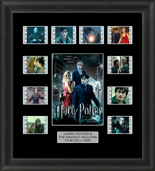 deathly hallows film cells