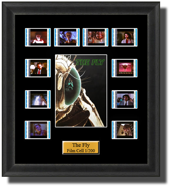 The Fly (1986) Film Cell Memorabilia