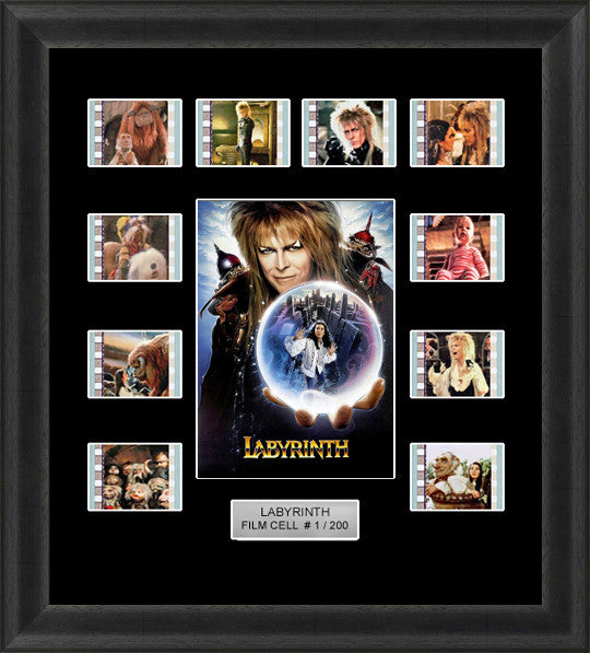 Labyrinth Framed Film Cells 35mm
