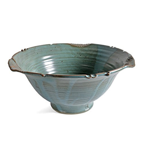 Anthony Stoneware 12-inch Centerpiece Bowl - The Barrington Garage