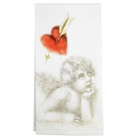 Montgomery Street Cupid Cotton Flour Sack Dish Towel - The Barrington Garage