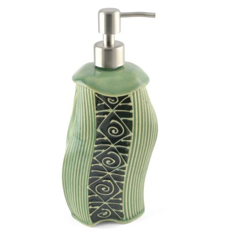 Creative with Clay Dancing Soap Lotion Dispenser - The Barrington Garage