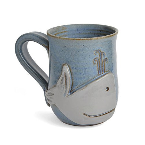 MudWorks Pottery Whale Mug - The Barrington Garage