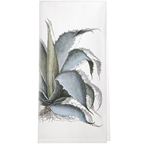 Montgomery Street Agave Cotton Flour Sack Dish Towel - The Barrington Garage