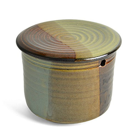 Holman Pottery French Butter Crock - The Barrington Garage