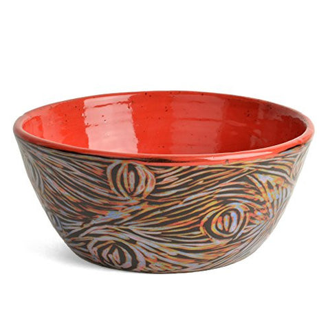 John Hutson Pottery 7-inch Serving Bowl - The Barrington Garage