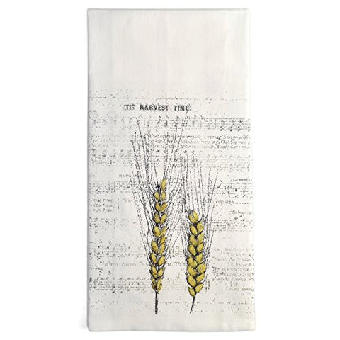 Montgomery Street Wheat Harvest Cotton Flour Sack Dish Towel - The Barrington Garage