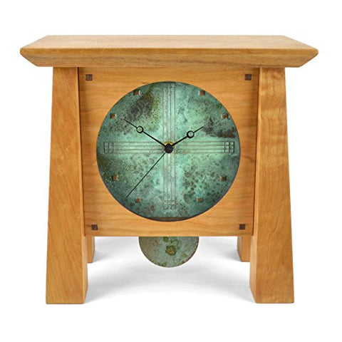 Sabbath-Day Woods Limited Edition Prairie Deluxe Mantel Clock - The Barrington Garage