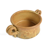 Anthony Stoneware Handled Soup Crock
