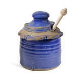 Anthony Stoneware Honey Pot