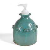 Anthony Stoneware Soap Lotion Dispenser