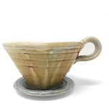 Ansel Beck Pottery Handmade Pour Over Drip Coffee Maker