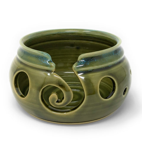 AshenWren Ceramics Yarn Bowl