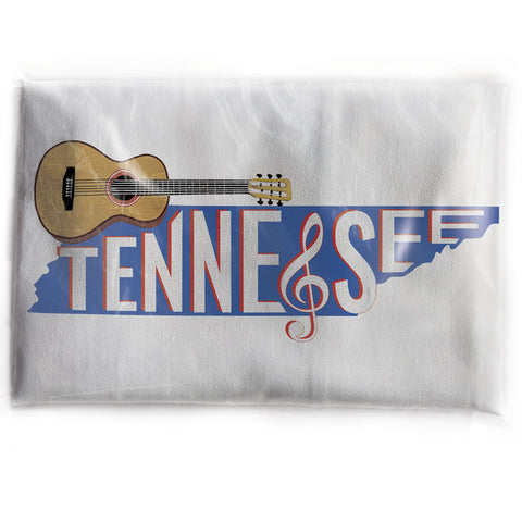 Mary Lake-Thompson Tennessee Cotton Flour Sack Dish Towel
