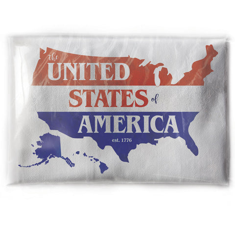 Mary Lake-Thompson United States of America Cotton Flour Sack Dish Towel