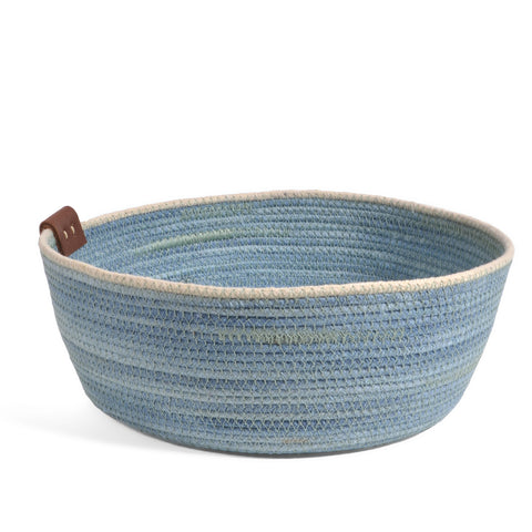 Beam & Branch Handmade 6.5-inch Medium Rope Basket