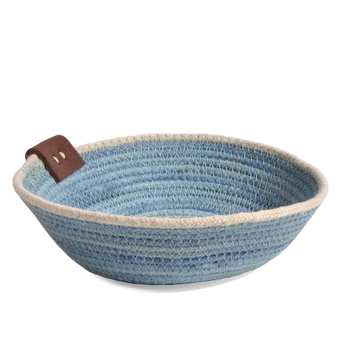Beam & Branch Handmade 5-inch Ring Dish Rope Basket