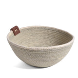 Beam & Branch Handmade Small 5-inch Rope Bowl