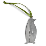 Beehive Handmade Penguin Pewter Ornament