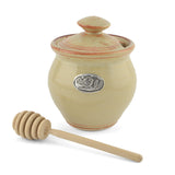 Oregon Stoneware Studio Bird Honey Pot - The Barrington Garage