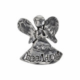 Crosby and Taylor Healing Angel Pewter Pocket Token