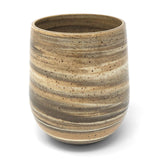 Clay Path Studio Tumbler, Brown/Multi