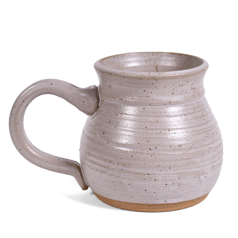 Clay Path Studio Cozy Up Mug, Vanilla Bean