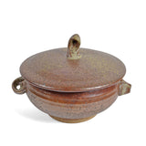 Dock 6 Pottery 1-Quart Lidded Casserole Dish with Handles