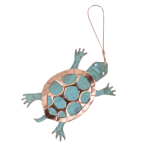 Dos Damas Designs Desert Turtle Copper Ornament - The Barrington Garage