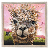 Vasco De Llama by Paige Holland 6 x 6 Mini Framed Canvas