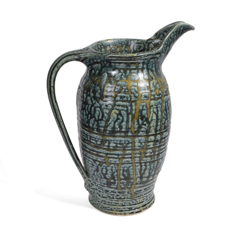 Holman Pottery Large 2-Quart Pitcher