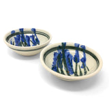 Holman Pottery Small Wasabi/Pinch Bowl, Set of 2