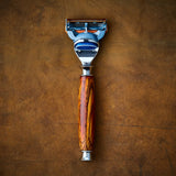 Imperium Shaving The Ace Handmade Rosewood Razor