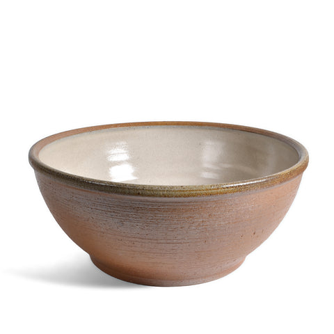 Inspire Pottery Studio 9.5-inch Soda Fired Serving Bowl