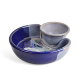 Larrabee Ceramics Mini Chip and Dip Bowl - The Barrington Garage