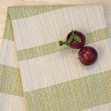 Loomination Handwoven 100% Cotton Tea Towel, Everyday Stripe