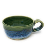 Mosquito Mud Pottery Soup Mug