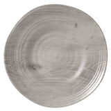 Merritt Driftwood Melamine Plates, Set of 6 - The Barrington Garage