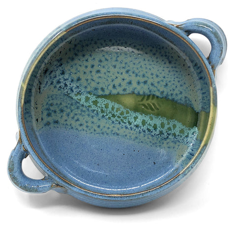 Mosquito Mud Pottery Brie Baker
