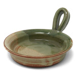 MudWorks Pottery Microwave Omelet Maker, Lemongrass