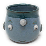 MudWorks Pottery Ned the Narwhal Mug