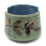 MudWorks Pottery Olive Branch Sponge Holder