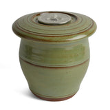 Oregon Stoneware Studio Fish French Butter Crock - The Barrington Garage