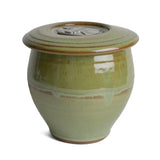 Oregon Stoneware Studio Cow French Butter Crock - The Barrington Garage
